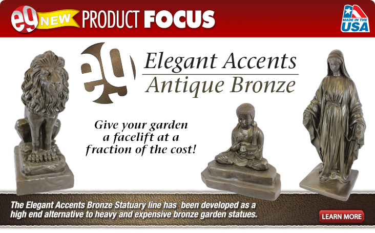 Antique Bronze Statuary 2