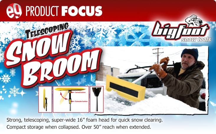 Snow Broom