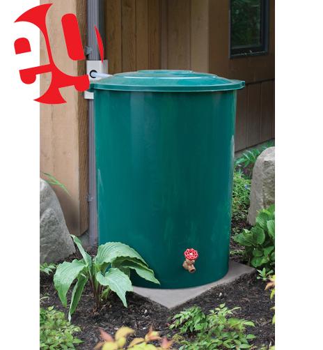 60 Gallon Rain Barrel 2771 Rain Barrel